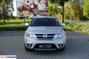 Fiat Freemont 2014 2.0 170 KM