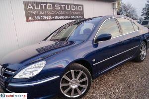 Peugeot 607 2.7 2006r. - zobacz ofertę