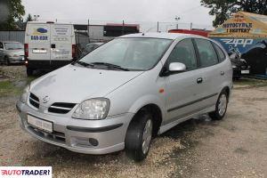 Nissan Almera Tino - zobacz ofertę