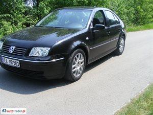 Volkswagen Bora 1.9 2002 r. - zobacz ofertę