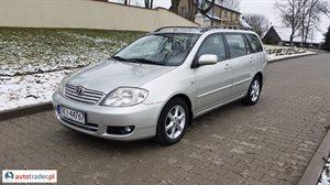 Toyota Corolla, 2006r. - zobacz ofertę