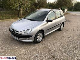 Peugeot 206 - zobacz ofertę