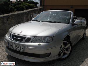 Saab 9-5 2.0 2004 r. - zobacz ofertę