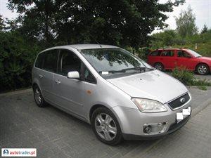Ford C-MAX 1.6 2004 r.,   10 300 PLN