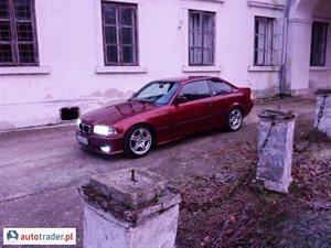 BMW 325 4.4 1993 r. - zobacz ofertę