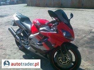 Honda CBR 600 2004 r.,   13 200 PLN