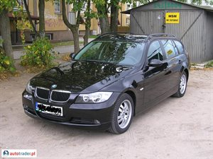 BMW 320 2.0 2006 r.,   35 999 PLN