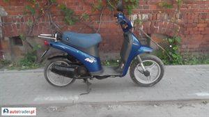 Piaggio Free 1999 r.,   1 500 PLN