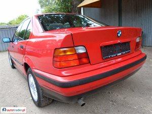 BMW 316 1997 1.6 102 KM
