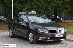 Volkswagen Passat 1.8 2012 r.,   66 700 PLN