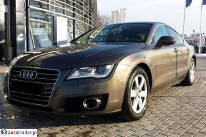 Audi A7 3.0 2010r. - zobacz ofertę