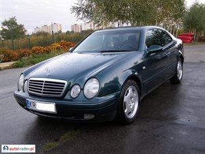 Mercedes CLK 2.0 1997 r. - zobacz ofertę