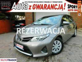 Toyota Auris 2013 1.3 100 KM