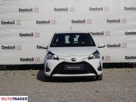 Toyota Yaris 2018 1.5 111 KM