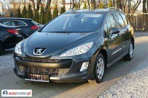 Peugeot 308 2009 r. - zobacz ofertę