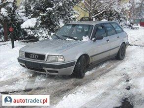 Audi 80 2.0 1993 r. - zobacz ofertę
