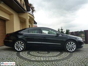 Volkswagen Pozostałe 2013 2.0 210 KM