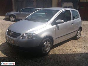 Volkswagen Fox 1.2 2005 r. - zobacz ofertę