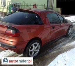 Opel Tigra 1.6 1995 r. - zobacz ofertę