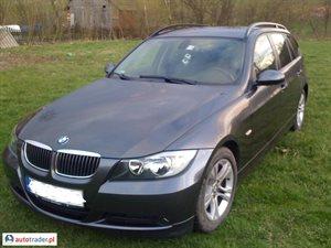 BMW 320 2.0 2005 r.,   29 500 PLN