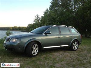 Audi A6 Allroad 2.7 2000 r. - zobacz ofertę
