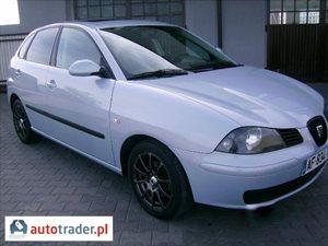 Seat Ibiza 2005 1.9 100 KM