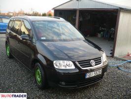 Volkswagen Touran 2003 2.0 136 KM