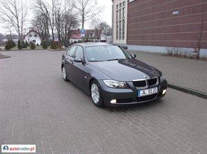 BMW 320, 2005r.,   28 400 PLN