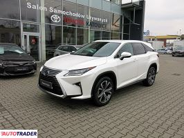 Lexus RX 2018 3.5 263 KM