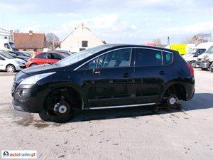 Peugeot 3008 2.0 2011 r. - zobacz ofertę