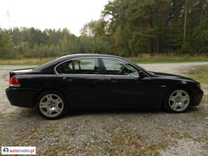 BMW 740 4.0 2005 r. - zobacz ofertę