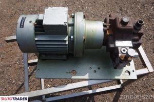 Pompa hydrauliczna z silnikiem Racine SILENTVANE Silnik 1.1 KW - zobacz ofertę