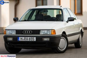 Audi 80 - zobacz ofertę