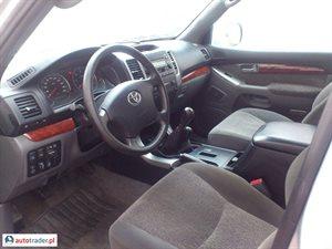 Toyota Land Cruiser 2004 3.0 163 KM
