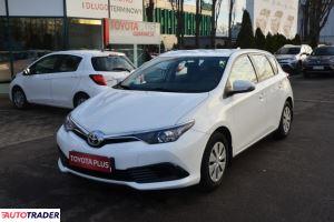 Toyota Auris 2015 1.3 99 KM