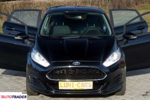 Ford Fiesta 2017 1.0 101 KM