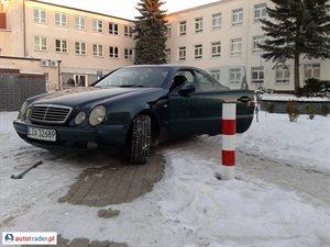 Mercedes CLK 2.3 1999 r. - zobacz ofertę