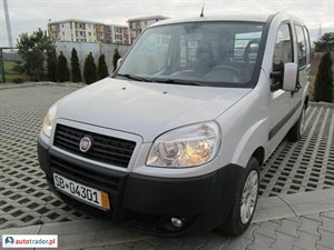 Fiat Doblo 1.9 2008 r. - zobacz ofertę