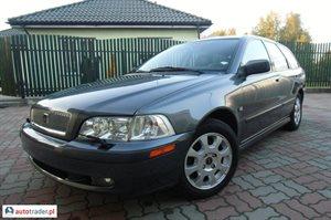 Volvo V40 1.8 2002 r. - zobacz ofertę