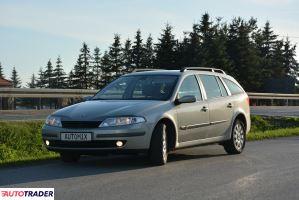 Renault Laguna 2003 1.8 121 KM