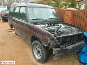 Land Rover Discovery 1995 2.5 113 KM