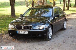 BMW 740 4.0 2006 r. - zobacz ofertę