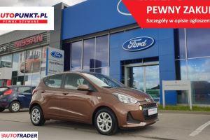 Hyundai i10 - zobacz ofertę