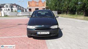 Fiat Palio 1.2 2000 r. - zobacz ofertę