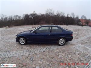 BMW 328 2.8 1998 r. - zobacz ofertę