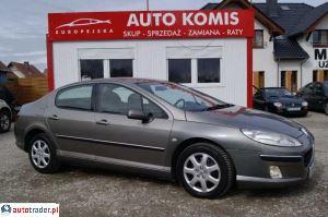 Peugeot 407 1.6 2004r. - zobacz ofertę