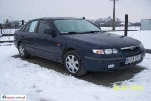 Mazda 626, 1999r. - zobacz ofertę