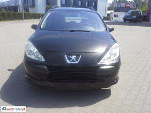 Peugeot 307 1.6 2007 r. - zobacz ofertę