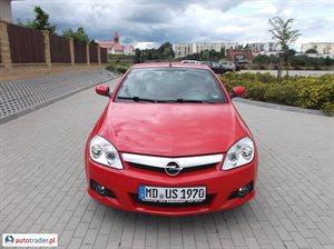 Opel Tigra 1.8 2007 r. - zobacz ofertę