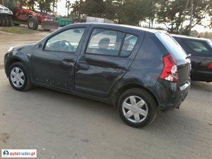 Dacia Sandero 1.5 2011 r. - zobacz ofertę